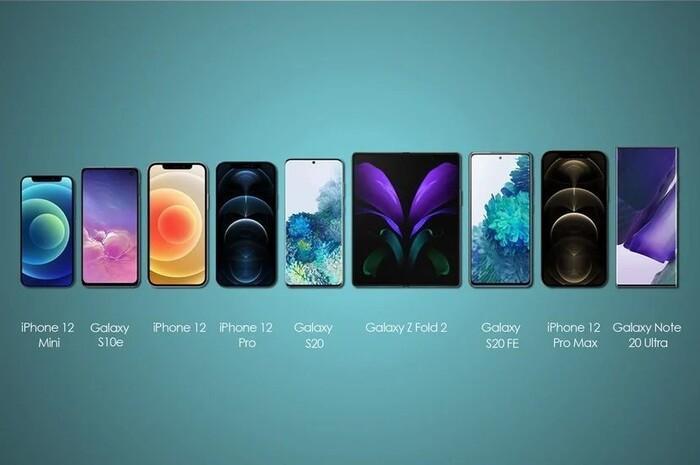 Apple và Samsung