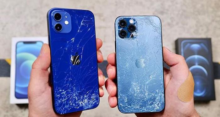 Mọi con đường đều dẫn đến bãi phế liệu cho iPhone 12 nhưng quả thực chiếc Smartphone này đúng là rất bền như Apple đã quảng cáo.
