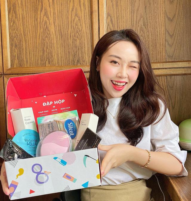 Beauty blogger feedback Lixibox